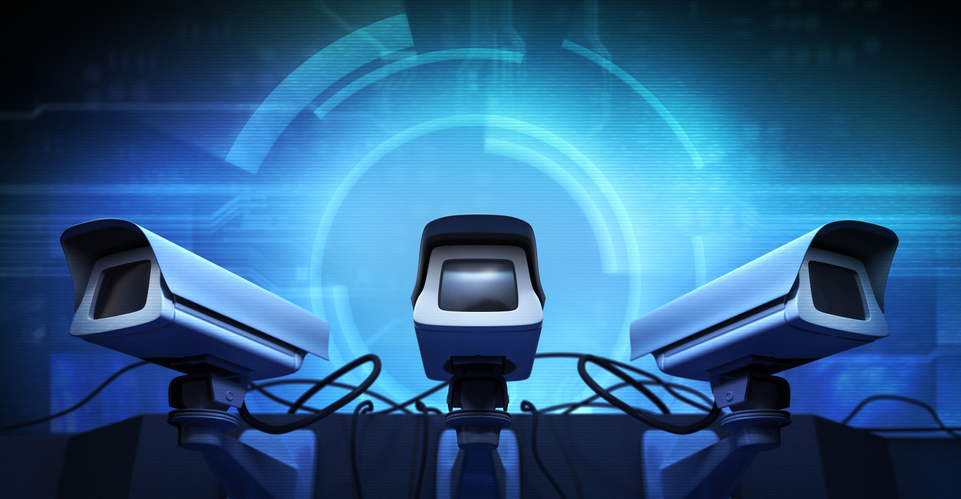 Cameras VIDEOSURVEILLANCE